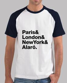 paris, londres, ny, alaro - mallorca