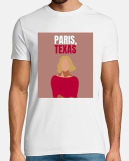 Paris, Texas - Camiseta
