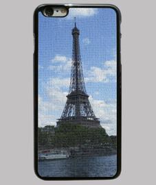 Paris Torre Eiffel al Oleo D&D Funda