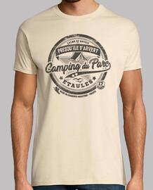 park campsite - etaules
