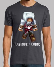 parkour a cubos