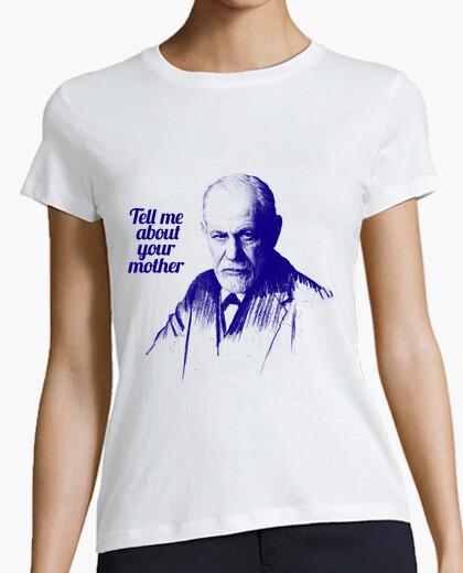 T-shirt parlami della tua mother
