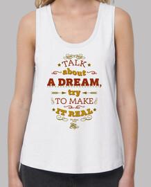 parlare di un sogno