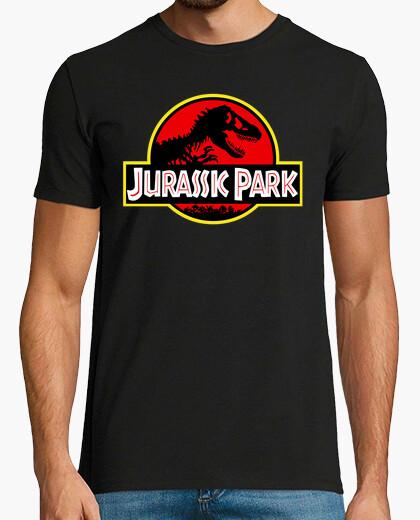 Camiseta Parque Jurásico