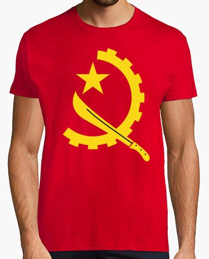 Camiseta Partido Comunista de Angola