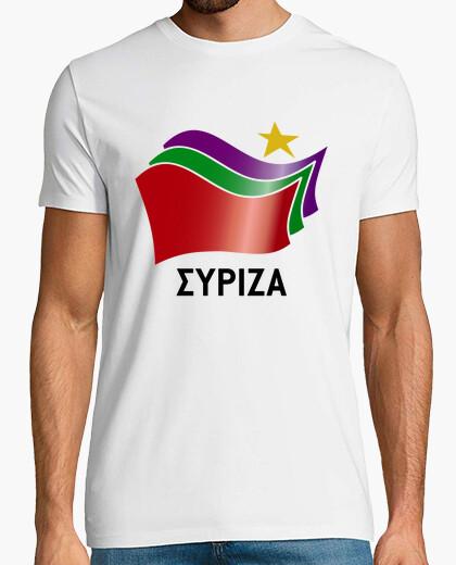 Camiseta Partido griego Syriza