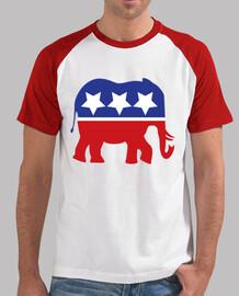 Partido Republicano USA, elefante
