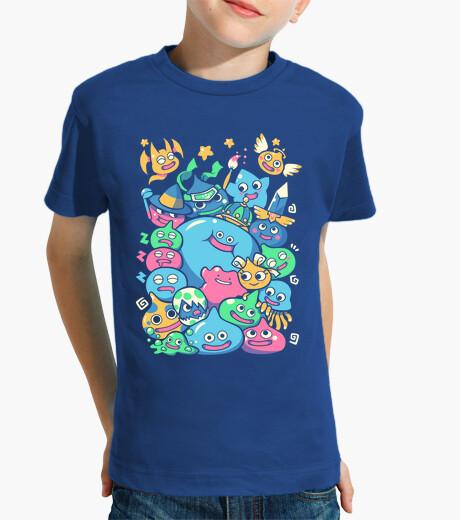 Vêtements enfant partie boue - chemise enfants