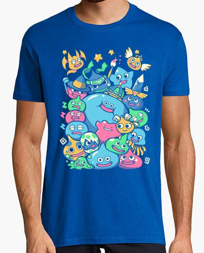 Tee-shirt partie boue - chemise pour hommes