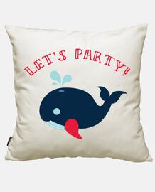 party balena