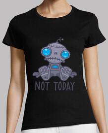 pas aujourd39hui robot triste