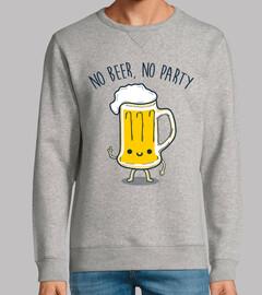 pas de bière, pas de parti