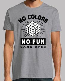 pas de couleurs pas de plaisir