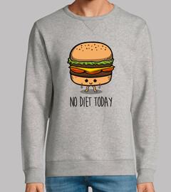 pas de régime aujourd'hui