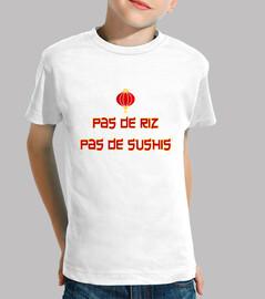 Pas de riz Pas de sushis
