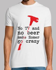 pas de télévision and pas de bière ( )
