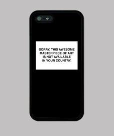 Pas disponible dans votre pays