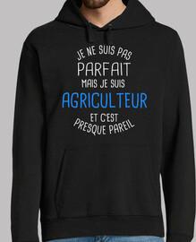 Pas parfait mais agriculteur