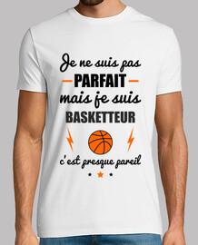 Pas parfait mais basketteur
