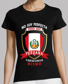pas parfait, suis femme péruvienne