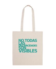 pas tous son visibles g sac en tissu