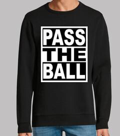 pasar el balón