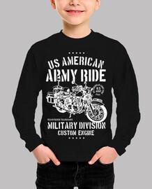paseo del ejército
