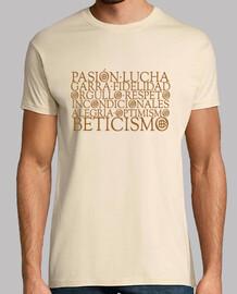 Pasión Beticismo - Beige