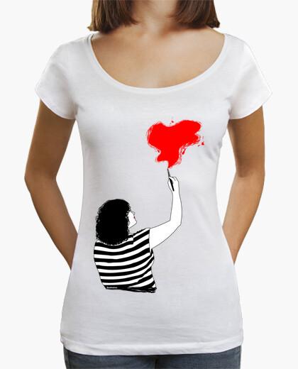 Camiseta Pasión por el arte