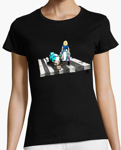 Camiseta PASO DE PEATONES