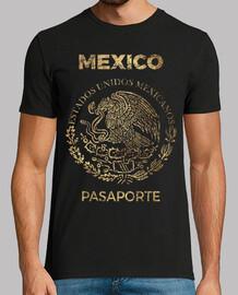 passaporto messicano