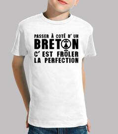 passer à coté breton frôler prefection