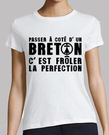 Passer à coté d'un breton c'est frôler la perfection