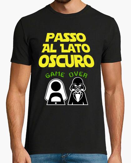 T-shirt passo al lato oscuro
