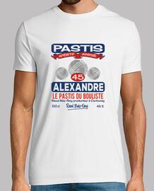 pastis alexandre