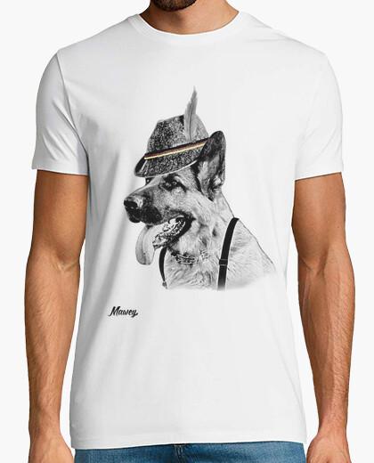 Camiseta PASTOR ALEMÁN