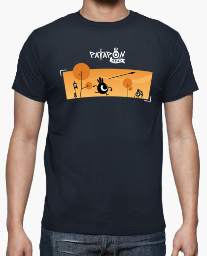 Patapon hunt t-shirt