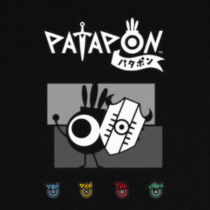 Camisetas PataPon Shield v2