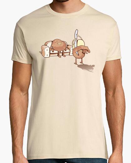 T-shirt patata piccante