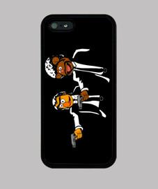 pâte muppet couvrent l'iphone