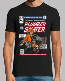 patineur plombier