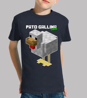 Pato-Gallina Love de TownGamePlay (Niño/a)