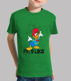 Pato loco