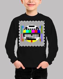 patrón de prueba de televisión
