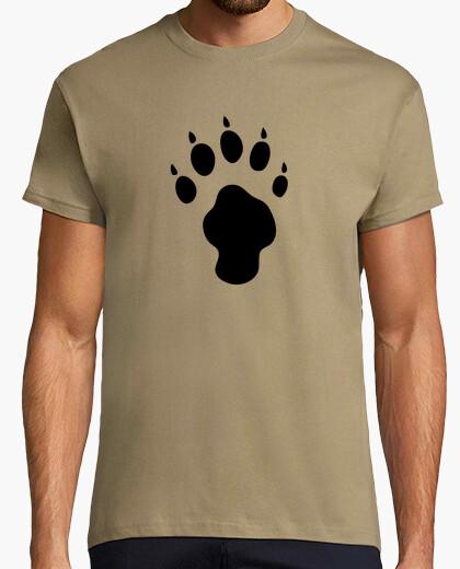 Tee-shirt patte tigre
