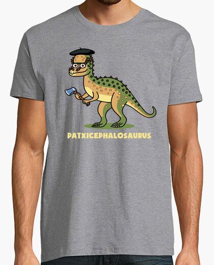 Camiseta Patxicephalosaurus