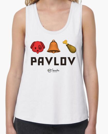 Camiseta Pavlov (fondos claros)