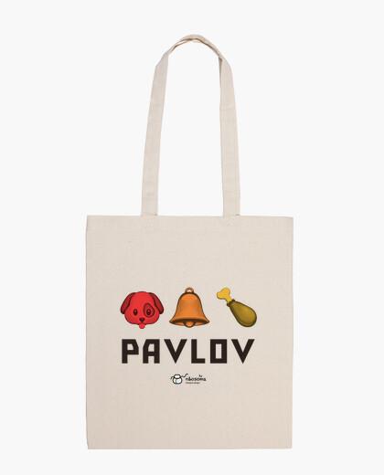 Pavlov (light background) bag