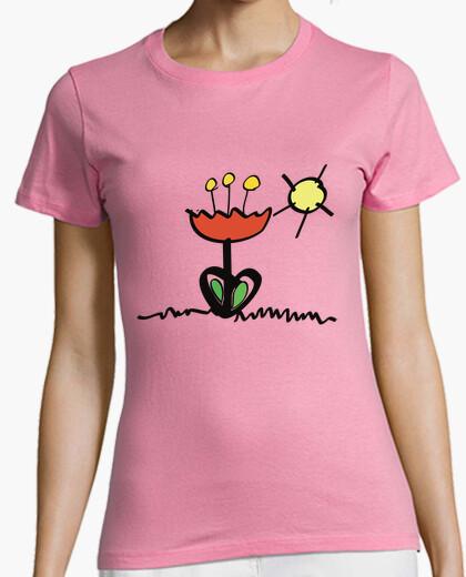 Tee-shirt pavot