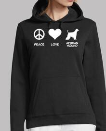 paz amor afgano